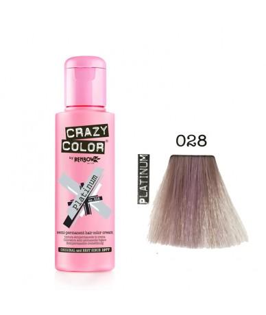 Crazy Color 28 Platinum 100 ml
