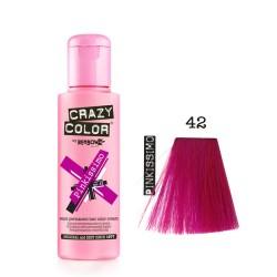 Crazy Color 42 Pinkissimo...