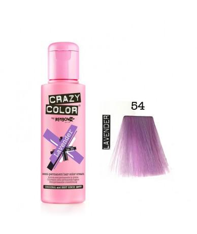 Crazy Color 54 Lavander 100 ml
