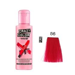 Crazy Color 56 Fire 100 ml