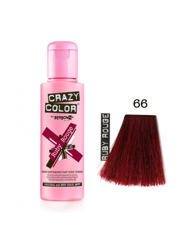 Crazy Color 66 Ruby Rouge...