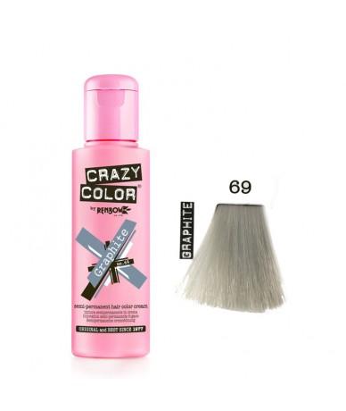 Crazy Color 69 Graphite 100 ml