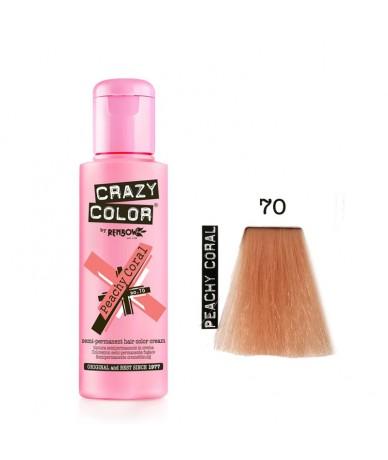 Crazy Color 70 Peachy Coral...