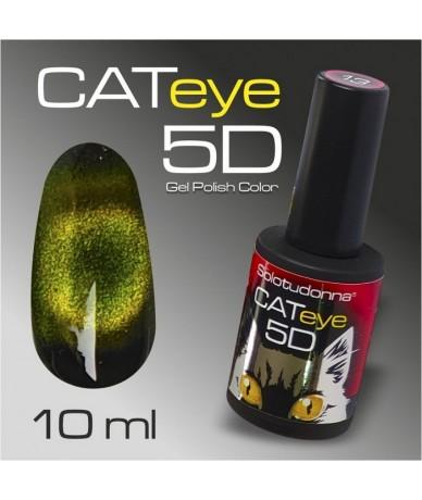 Gel Color Cat Eye 5D n.11...
