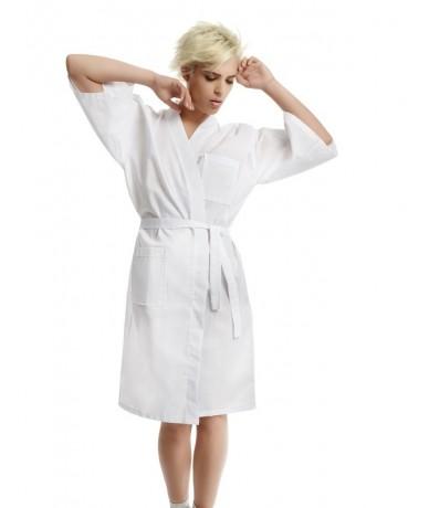 Kimono in cotone manica...