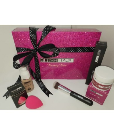Kit Beauty Box 02 BLUSH ITALIA