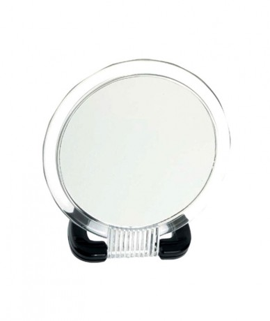 Specchio rotondo grande due...